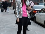 15 Sport Outfits With A Metallic Touch To Look Stylish 2