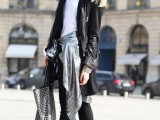 15 Sport Outfits With A Metallic Touch To Look Stylish 3