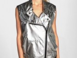 15 Sport Outfits With A Metallic Touch To Look Stylish 6