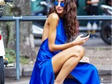 15 Stylish Looks With Round Sunglasses3