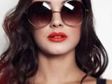 15 Stylish Looks With Round Sunglasses8