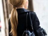 15 Stylish Ways To Wear Low Ponytails 6