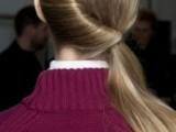 15 Stylish Ways To Wear Low Ponytails 7