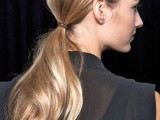 15 Stylish Ways To Wear Low Ponytails 9