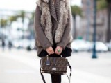 15 Totally Chic Vests For This Fall10