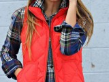 15 Totally Chic Vests For This Fall4
