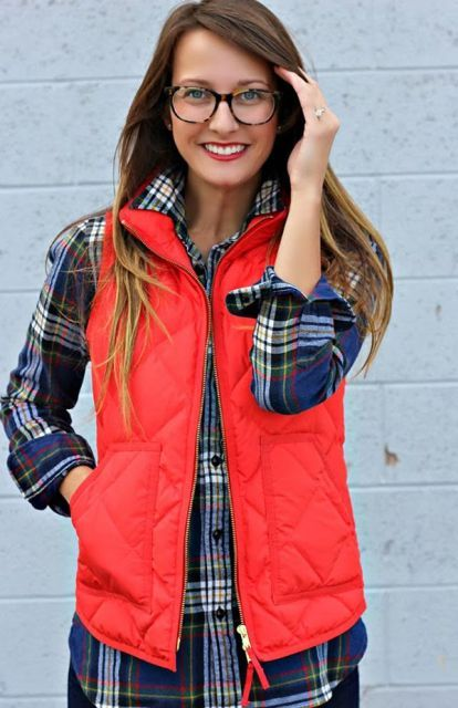 Picture Of Totally Chic Vests For This Fall 4