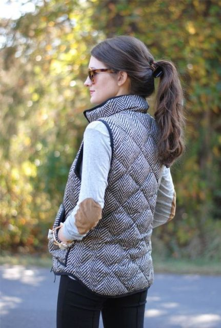 Picture Of Totally Chic Vests For This Fall 5