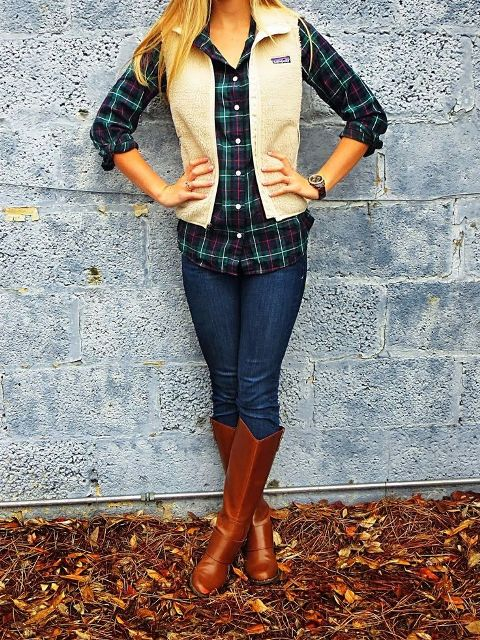 Picture Of Totally Chic Vests For This Fall 9