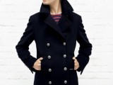 15 Trendy Reefer Coat Ideas For This Winter15