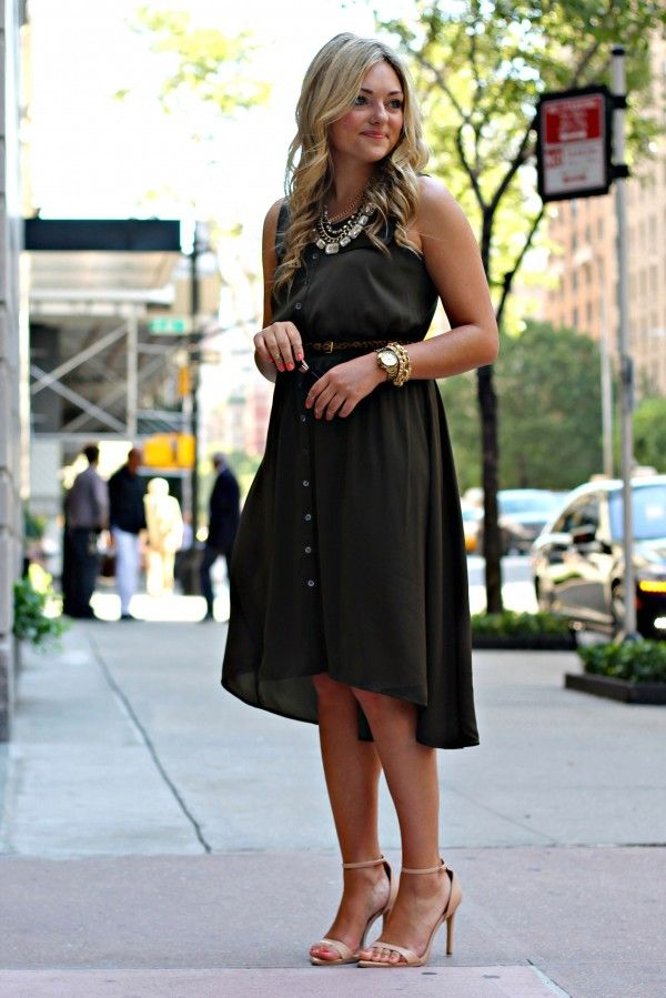 Picture Of Unique Work Outfits With Dresses 9