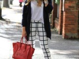 15 Ways To Wear Checked Clothes At Office14