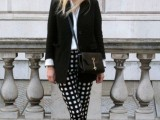 15 Ways To Wear Checked Clothes At Office5