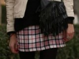 15 Ways To Wear Checked Clothes At Office7