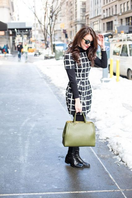 Picture Of Ways To Wear Checked Clothes At Office 8
