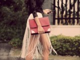 15 Ways To Wear Fringe Skirts Right This Season12