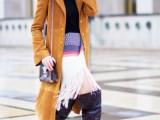 15 Ways To Wear Fringe Skirts Right This Season2