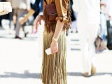 15 Ways To Wear Fringe Skirts Right This Season3