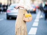 15 Ways To Wear Fringe Skirts Right This Season5