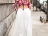 15 Ways To Wear Long Skirts This Season5
