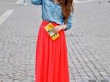 15 Ways To Wear Long Skirts This Season9