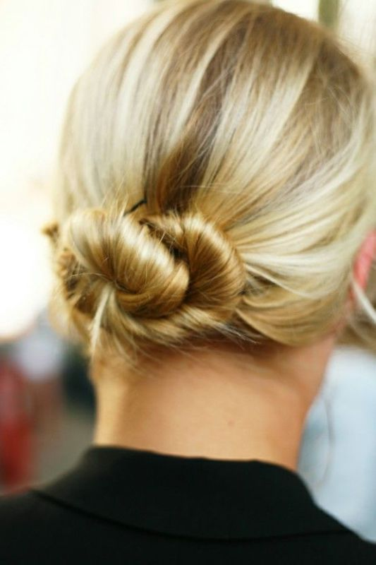 Picture Of chic and easy windy weather hairdos  13