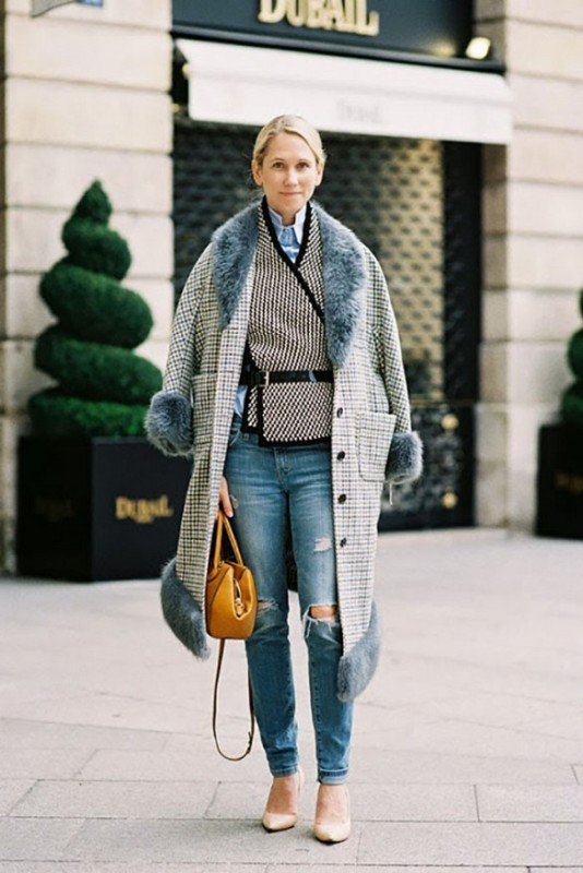 Picture Of chic belted scarf trend to try this fall and winter  5