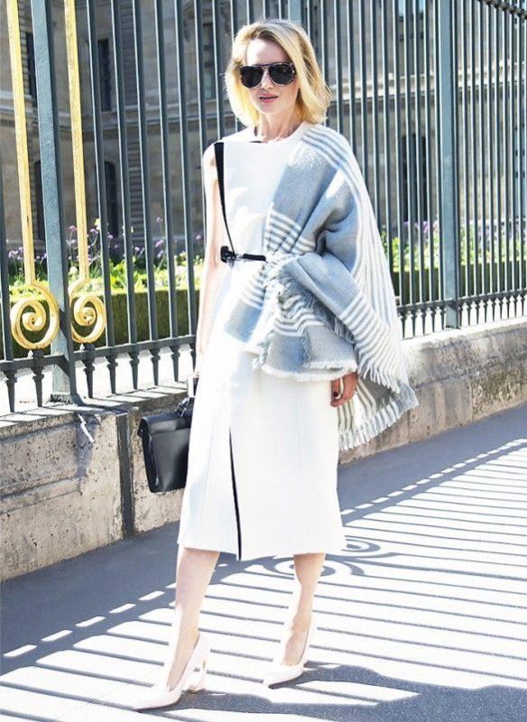 Picture Of chic belted scarf trend to try this fall and winter  6