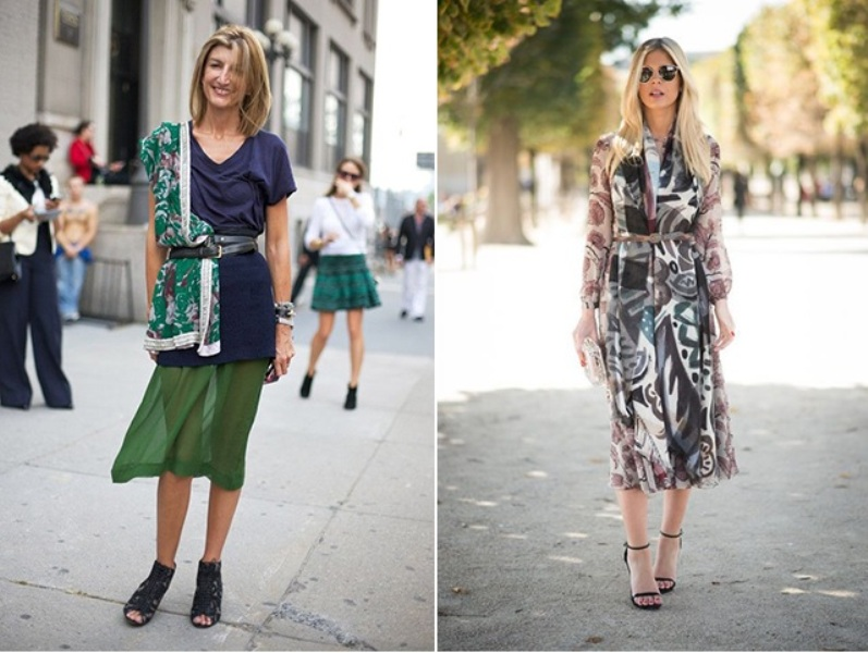 Picture Of chic belted scarf trend to try this fall and winter  8