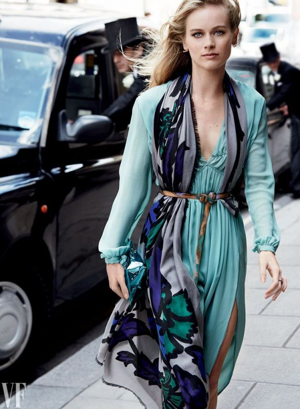 Picture Of chic belted scarf trend to try this fall and winter  9