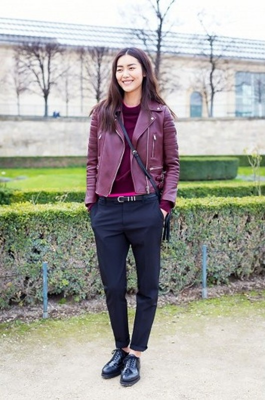 Picture Of cool ways to style a simple sweater for spring  10