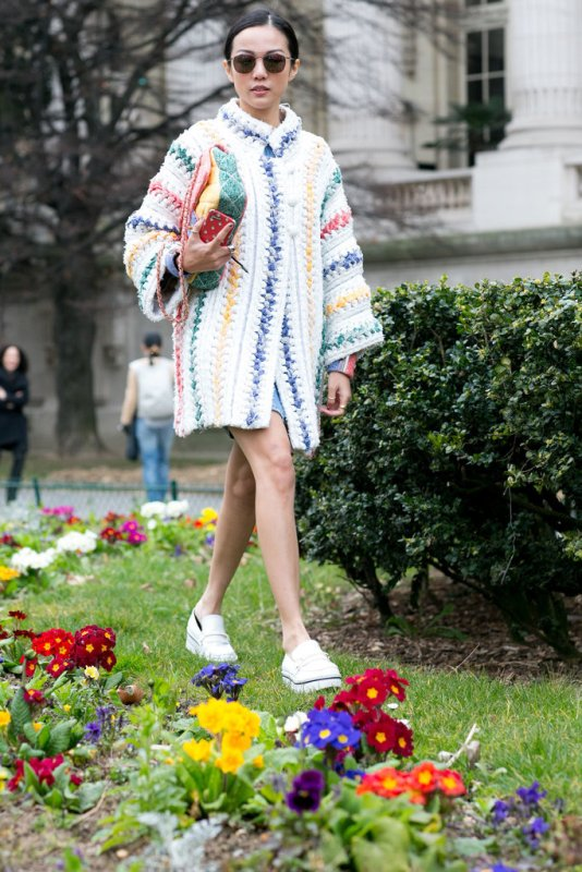 Picture Of cool ways to wear creeper shoes chic and stylishly  10