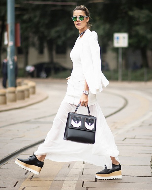 Picture Of cool ways to wear creeper shoes chic and stylishly  14