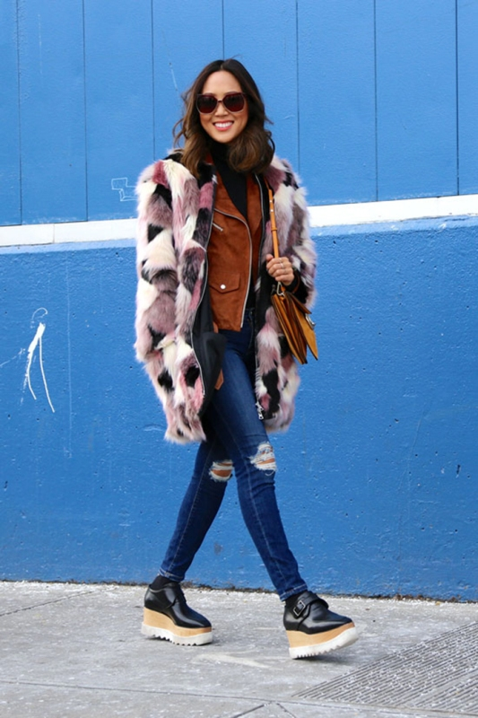 Picture Of cool ways to wear creeper shoes chic and stylishly  2