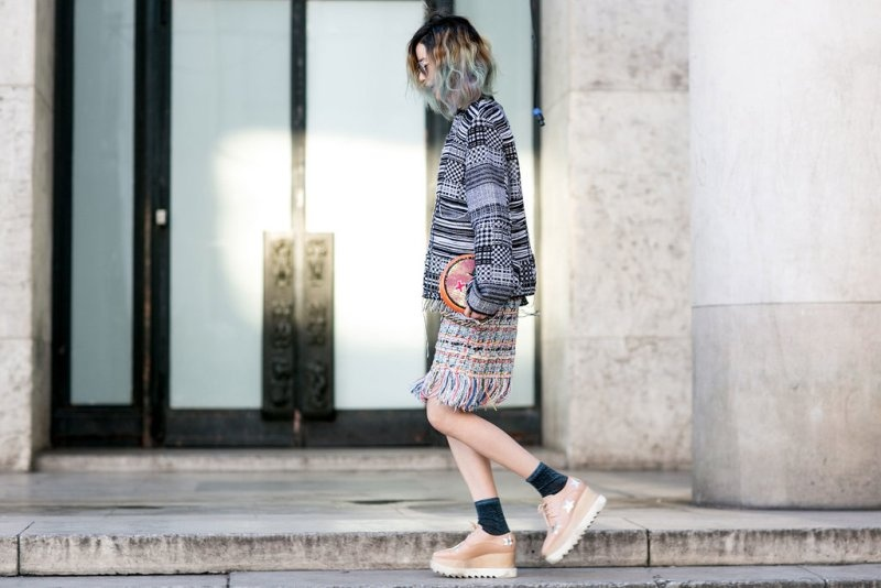Picture Of cool ways to wear creeper shoes chic and stylishly  3