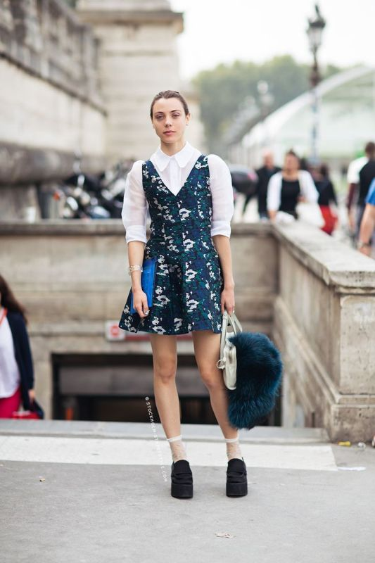 Picture Of cool ways to wear creeper shoes chic and stylishly  6