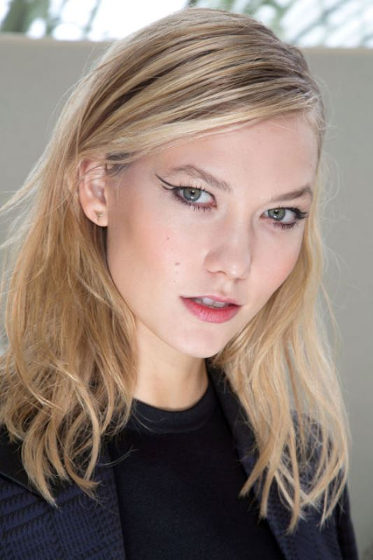 Picture Of fresh and creative ways to makeup your eyes with eyeliner  11
