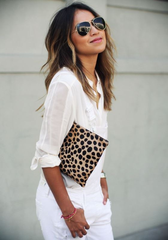 Picture Of new and trendy ways to wear leopard print  4