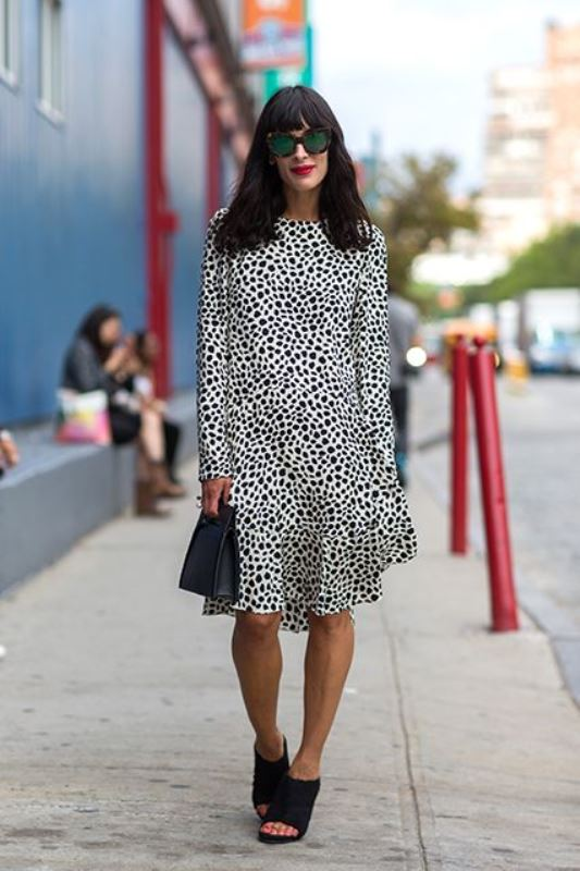 Picture Of new and trendy ways to wear leopard print  7