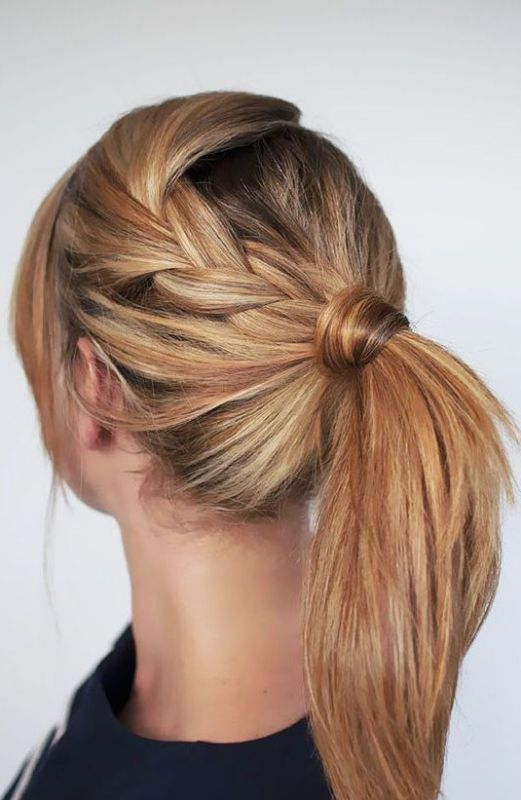 Picture Of Pretty First Day Of School Hairstyles To Get