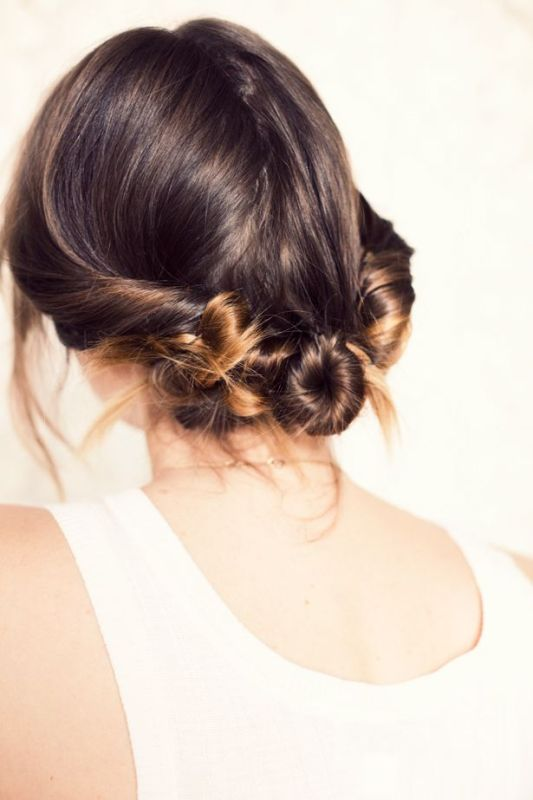 Picture Of pretty first day of school hairstyles to get you in the mood  13