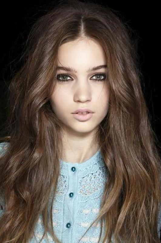 Picture Of pretty first day of school hairstyles to get you in the mood  2