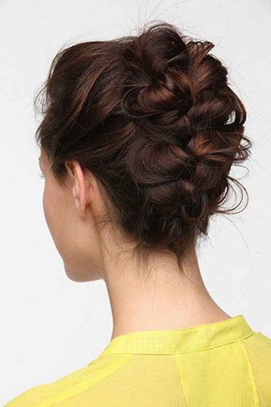 Picture Of pretty first day of school hairstyles to get you in the mood  7