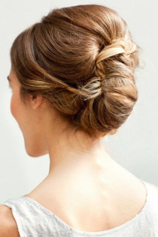 Picture Of pretty twisted hairstyles for summer  10