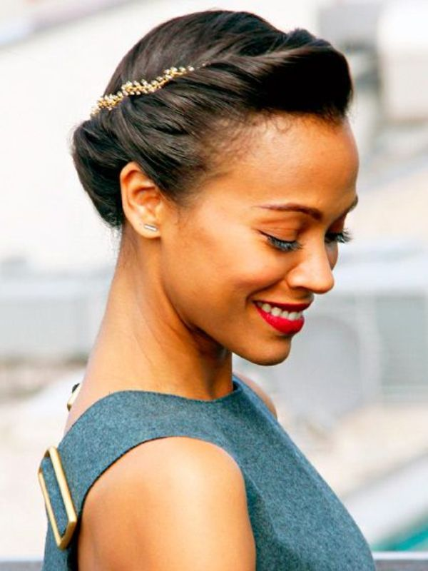Picture Of pretty twisted hairstyles for summer  15
