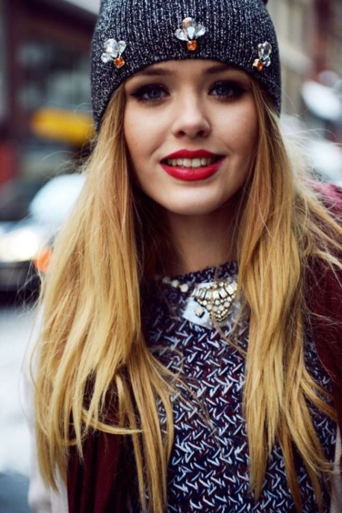 15 Ways To Style Your Hair Under A Hat