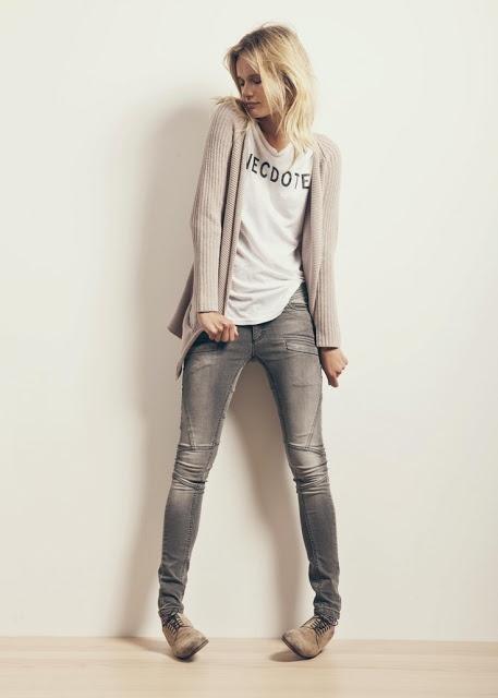 21 cool Gray Pants Women Outfit u2013 playzoa.com
