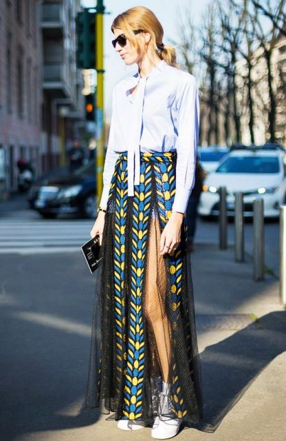 Fashionable Car Wash Skirt Ideas