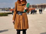 16 Super Stylish Belted Coats For Fall And Winter