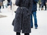 16 Super Stylish Belted Coats For Fall And Winter12